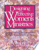 Designing Effective Women S Ministries Book PDF