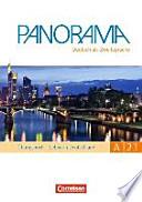 Panorama A2: Teilband 1 Leben und Arbeiten in Deutschland