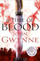 New John Gwynne Novel #2