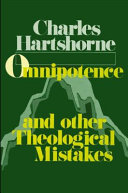 Pdf Omnipotence and other Theological Mistakes