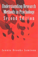 Understanding Research Methods in Psychology