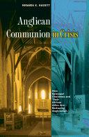 Anglican Communion in Crisis [Pdf/ePub] eBook