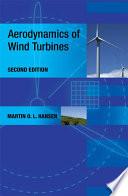 Aerodynamics of Wind Turbines  2nd edition