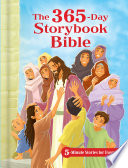 The 365 Day Storybook Bible  Padded Book