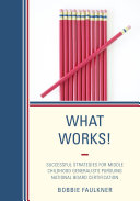 What Works! Pdf/ePub eBook