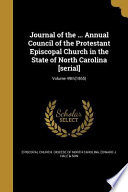 JOURNAL OF THE ANNUAL COUNCIL