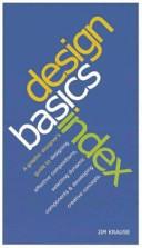 Design Basics Index Book PDF