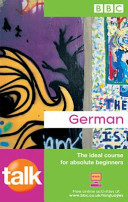 Cover of Talk German