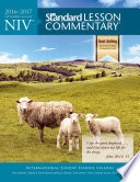 NIV   Standard Lesson Commentary   2016 2017