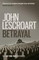 Betrayal  Dismas Hardy series  book 12
