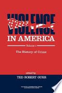 Violence in America Book