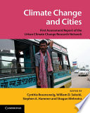 Climate Change and Cities Book