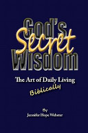 God S Secret Wisdom