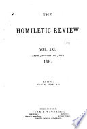 Homiletic Review Book PDF