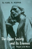 Open Society and Its Enemies  Volume 2