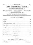 Pdf The Educational Screen