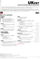 U K Vet Book PDF