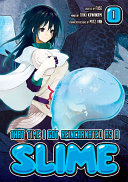 That Time I got Reincarnated as a Slime Book