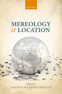 Mereology and Location Pdf/ePub eBook
