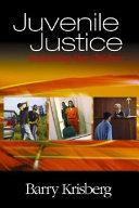 Juvenile Justice Book