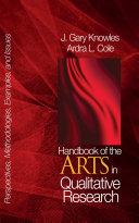 Handbook of the Arts in Qualitative Research Pdf/ePub eBook