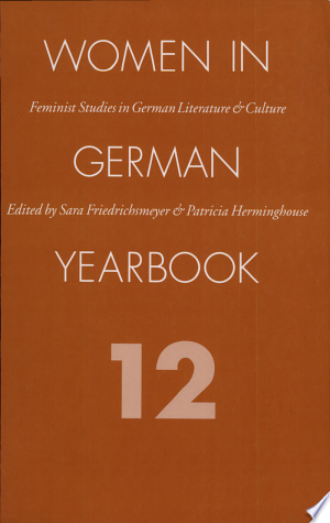 Download Women in German Yearbook PDF Book - PDFBooks