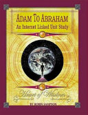 Pdf Adam to Abraham