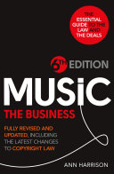 Music  The Business   6th Edition