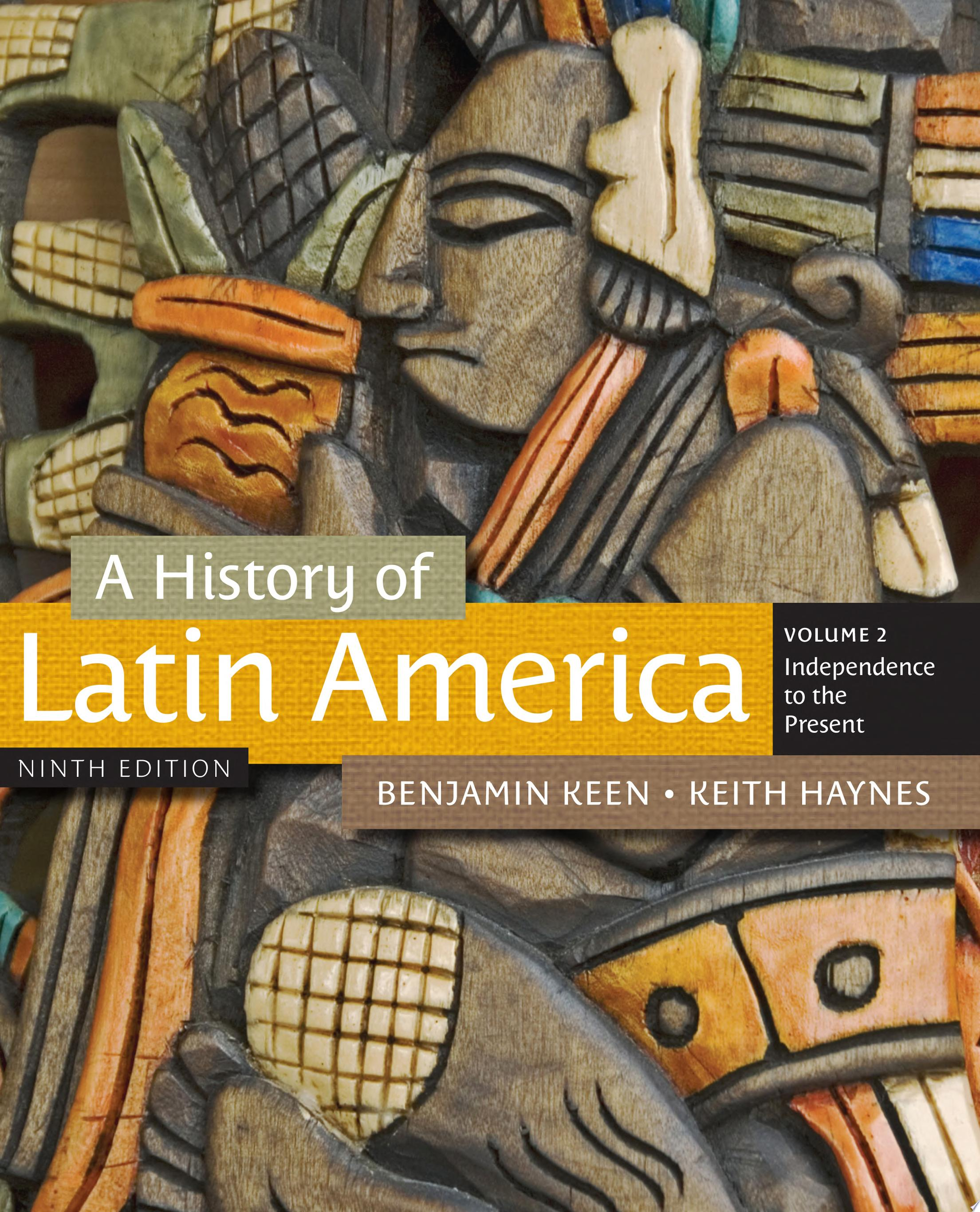 A History of Latin America
