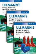 Ullmann s Energy  3 Volume Set