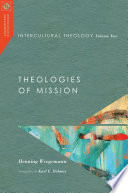 Intercultural Theology Volume Two