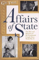 Affairs of State Book