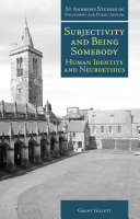 Subjectivity and Being Somebody [Pdf/ePub] eBook