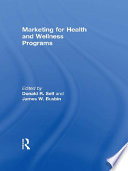 Marketing for Health and Wellness Programs