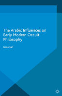 The Arabic Influences on Early Modern Occult Philosophy Book