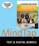 The Marriage and Family Experience + Lms Integrated for Mindtap ...