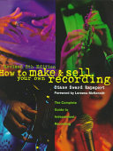 How To Make Sell Your Own Recording