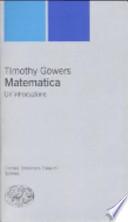 Matematica. Un'introduzione