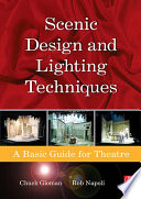 Scenic Design and Lighting Techniques Book