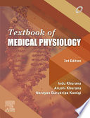 """Textbook of Medical Physiology_3rd Edition-E-book"" by Indu Khurana, Arushi Khurana, Narayan Gurukripa Kowlgi"