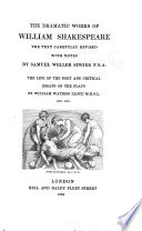 Othello  the Moor of Venice  Anthony and Cleopatra  Cymbeline Book