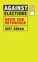 Against Elections [Pdf/ePub] eBook