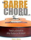 The Barre Chord Approach Book PDF