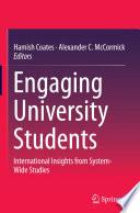 Engaging University Students