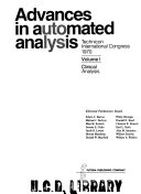 Advances in Automated Analysis