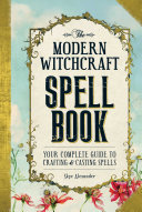 The Modern Witchcraft Spell Book Pdf/ePub eBook