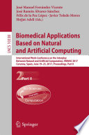 Biomedical Applications Based on Natural and Artificial Computing