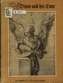 Pdf Dürer and His Time