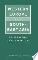 Western Europe and Southeast Asia Book