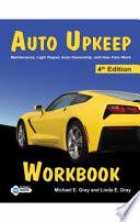 Auto Upkeep Workbook